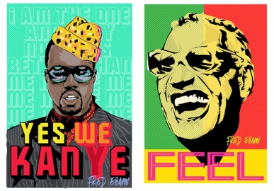 kanye-west-ray-charles-by-fred-ebami